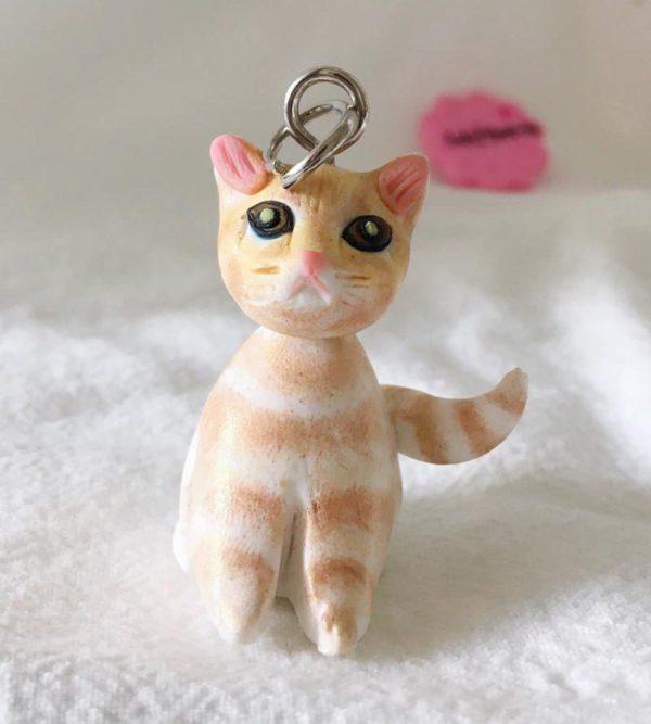 動物鎖匙扣